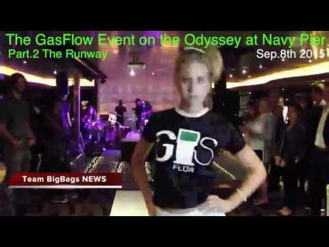 GasFlow Brand's 1st Runway (WORLD PREMIER) : Team BigBags NEWS