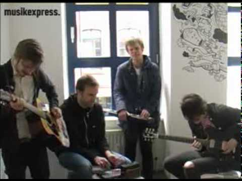 MUSIKEXPRESS Backstage Sessions: Disco Ensemble