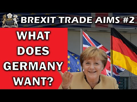 Germany's Position On Brexit Talks