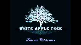 White Apple Tree - Snowflakes