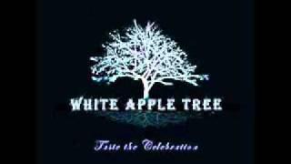 White Apple Tree - Snowflakes