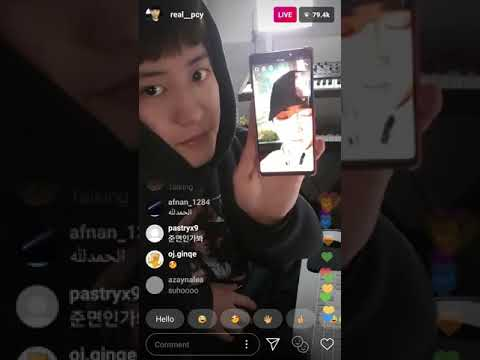 Download 190203 Chanyeol Instagram Live Video Called With