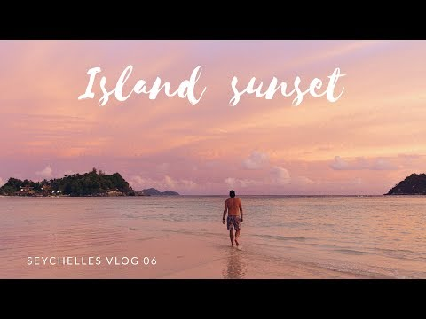 SEYCHELLES VLOG 06 - THE MOST INCREDIBLE SUNSET
