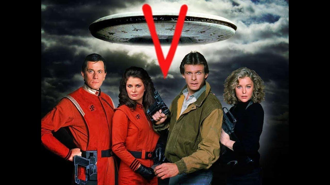 """Download """"V"""" 1983, Les Visiteurs, Émission PHASE 'S'#9"""