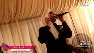 Hamawiya Mis - Mis ( Ika Hayla ) ISTANBUL GAMBUS Live 14 - 12 - 2019 Ngingas - Waru - Sidoarjo