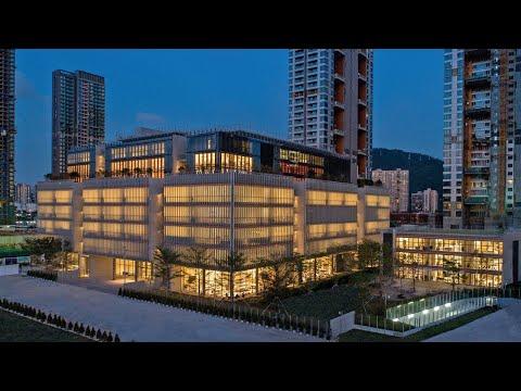Whittle Shenzhen Campus Construction       Whittle School & Studios