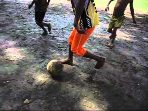 Teach Me How To Dribble #2 [Little & Loud Soccer in Solomon Islands]