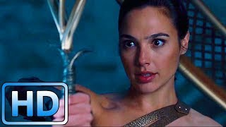 Диана крадет меч 'Убийца Богов' / Чудо-женщина (2017)