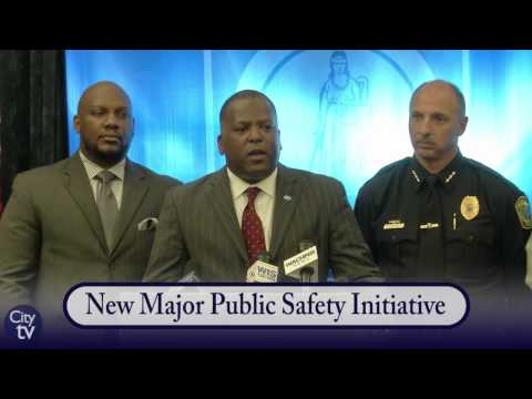 City of Columbia Announces a New Major Public Safety Initiative: December 4, 2014