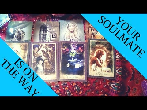 """AQUARIUS  SOULMATE LOVE 2018 TAROT READINGS""""YOUR SOULMATE IS ON THE WAY"""""""