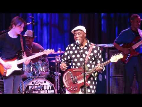 Buddy Guy - Skin Deep / Medley @ Westbury NY 4/29/17
