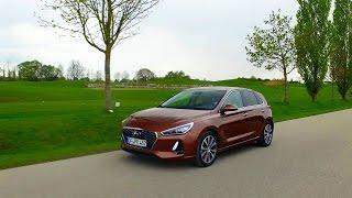 Hyundai i30 Es golft  смотреть