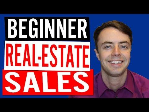 Real-Estate Agent Beginner: Sales Training 101