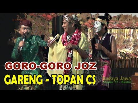 #3 GORO-GORO Bersama GARENG - TOPAN CS DI GOR LEMBUPETENG 13 OKT 2016