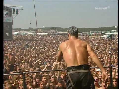 Rammstein - Seemann [Live] @ Bizarre Festival 1996 [HD]