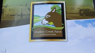 Review of Donkey Creek campsite!