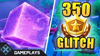 Fortnite 350 Battle Star Glitch! | Cube Is Cracking | New Balloon Items | Fortnite Battle Royale