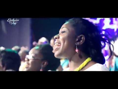 Ghana Worship Medley 2015 - Joyful Way Inc. at Explosion of Joy 2015