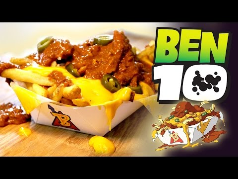 How to Make CHILI FRIES from BEN 10! Feast of Fiction S6 Ep04