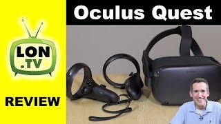 Oculus Quest Review: Games, Unlimited Roomscale Testing, and More!