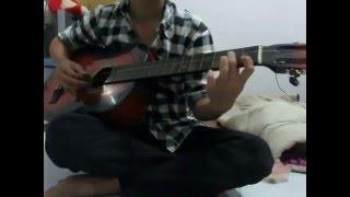 Guitar Bolero - Sầu tím thiệp - Hoài Linh