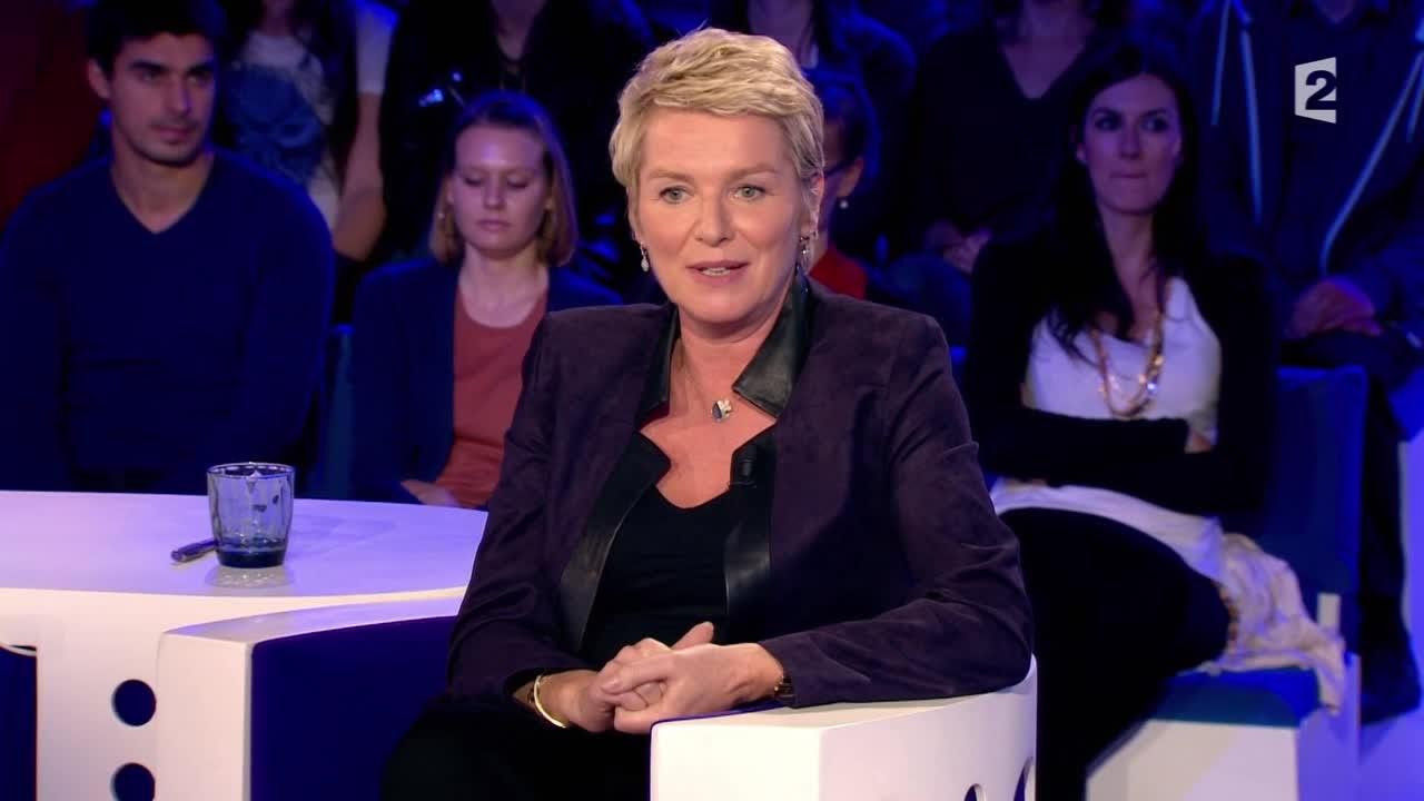 Elise Lucet - On n'est pas couché - 22 novembre 2014 #ONPC