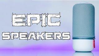 Video EPIC Wireless Speakers! - REVIEW! (Libratone Zipp Mini) download MP3, 3GP, MP4, WEBM, AVI, FLV Agustus 2018