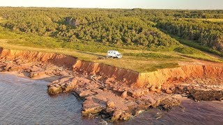 Overlanding in a 4x4 Expedition Vehicle ~ Prince Edward Island Part 2