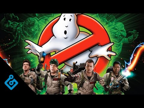 Ghostbusters in VR and Interviewing Director Ivan Reitman