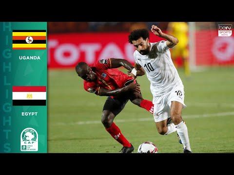 Highlights: Uganda vs. Egypt