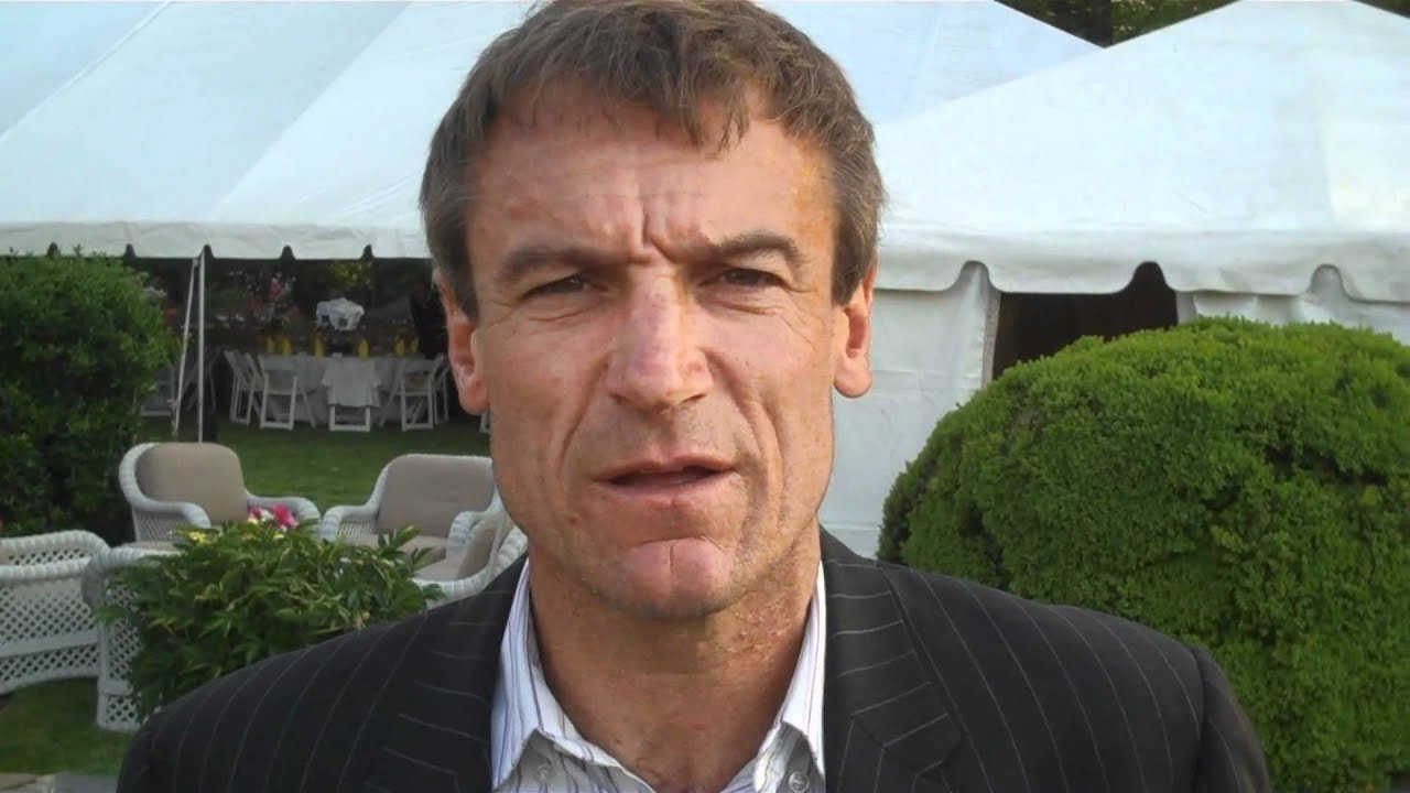 Grand Slam Champion Mats Wilander Talks Tennis