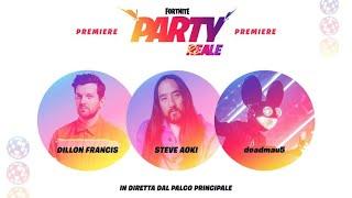 SFILATE DI MODA CON PREMI SU FORTNITE | SHOP 26 GIUGNO | EVENTO PARTY REALE IN LIVE!