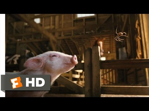 Charlotte's Web 310 Movie   Wilbur Meets Charlotte 2006 HD
