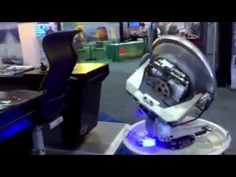 Techsol - Radio Holland USA stand at The International Workboat Show 2015 in New Orleans