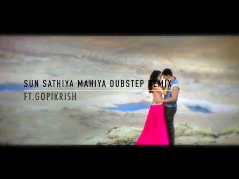 sun sathiya dubstep remix ft.Gopikrish