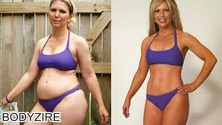 Amazing Women Body Transformation Motivation Before And After