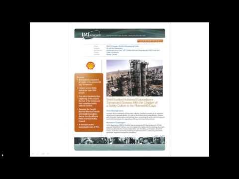 Risk Management Webinar: Building an Effective Safety Culture