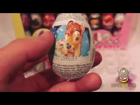 1 Bambi Surprise Egg
