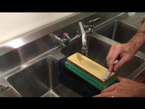 How To Sharpen Your Razor In 3 Minutes