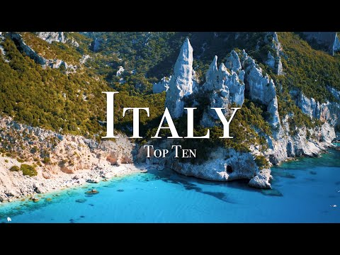Top 10 Places To Visit In Italy – 4K Travel Guide