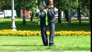 Атака клоунов  Банда Карлосона и Дуэль ГАИшника и Милиционе