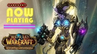 World of Warcraft: Warlords of Draenor - Now Playing