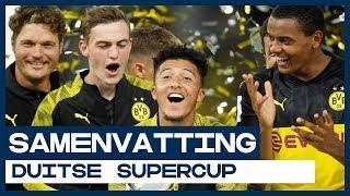 HIGHLIGHTS | Dortmund neemt revanche op Bayern dankzij swingende Sancho
