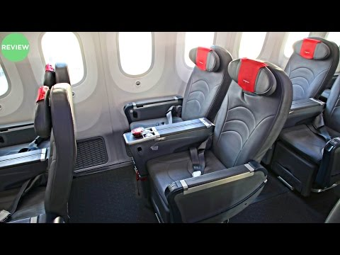TRIP REPORT | Norwegian Air PREMIUM CLASS | Boeing 787-9 | L