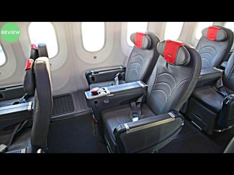 TRIP REPORT  Norwegian Air PREMIUM CLASS  Boeing 787-9   London to Fort Lauderdale