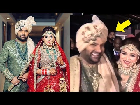 Kapil Sharma's FUNNY Moment Video While Wedding Ceremony