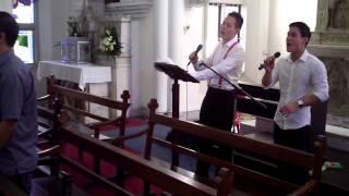 The Prayer-   Alvin Tan and Anthony Utama