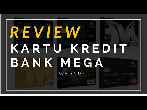 [REVIEW] Kartu Kredit BANK MEGA
