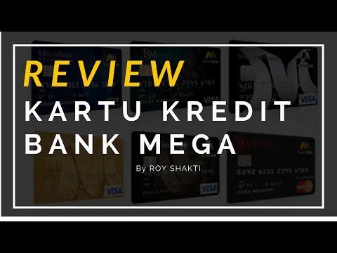 [REVIEW] Kartu Kredit BANK MEGA