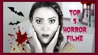 TOP 5 HORROR FILME FÜR HALLOWEEN